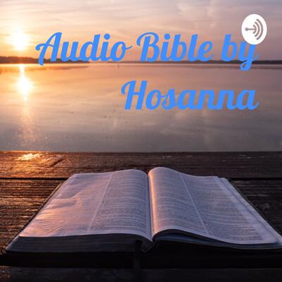 Audio Bible by Hosanna