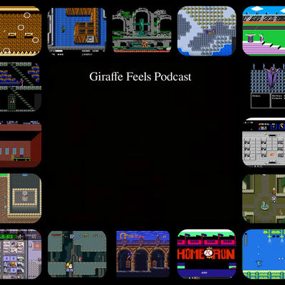 Giraffe Feels: A Retro Video Game Podcast