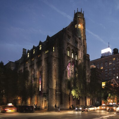 Central Presbyterian Church NYC - Sermons