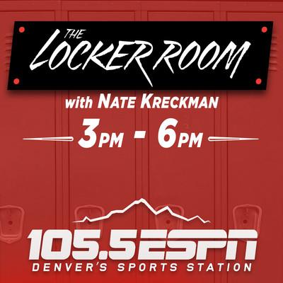 The Locker Room with Nate Kreckman