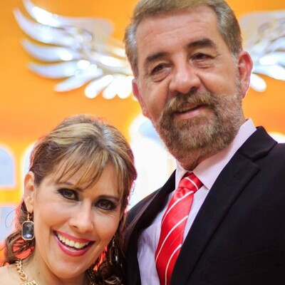 Podcast de Daniel y Rosalba alvarez