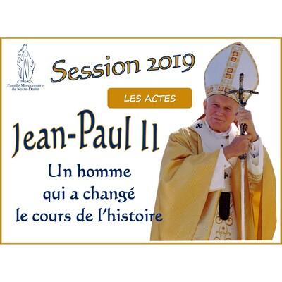 Podcast Domini - Jean-Paul II, un homme qui a changé l'histoire