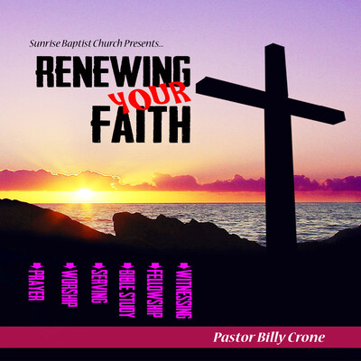 Renewing Your Faith - Audio