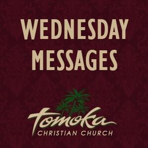 Tomoka Christian Church Wednesday – Ormond Beach, Florida, USA