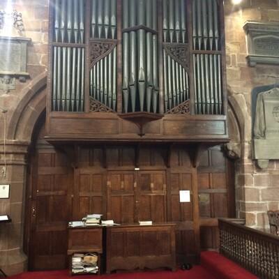 Tour of St Laurence, Frodsham