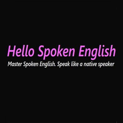 Hello Spoken English