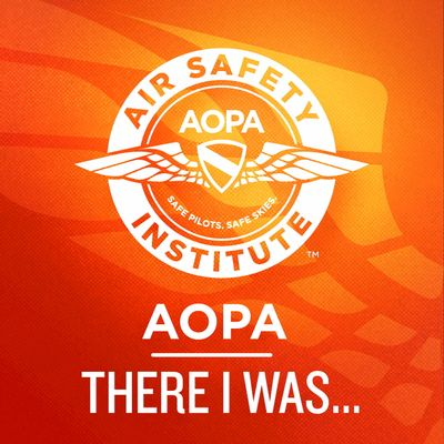 """""""There I was..."""" An Aviation Podcast"""