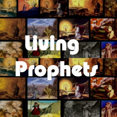 Living Prophets: sermons from liberal religion