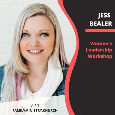Women's Leadership Workshop with Jess Bealer