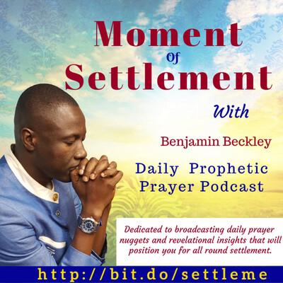 Moment Of Settlement