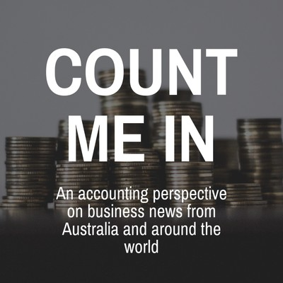 Count me in: An accounting perspective on business news