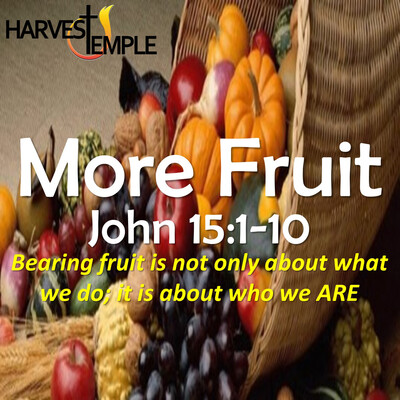 More Fruit
