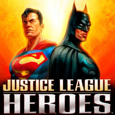Justice League Heroes - Enhanced Audio