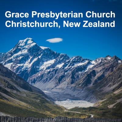 Grace Presbyterian Church in Christchurch