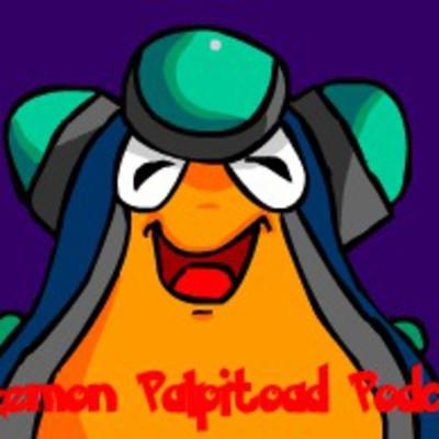 Pokemon Palpitoad Podcast