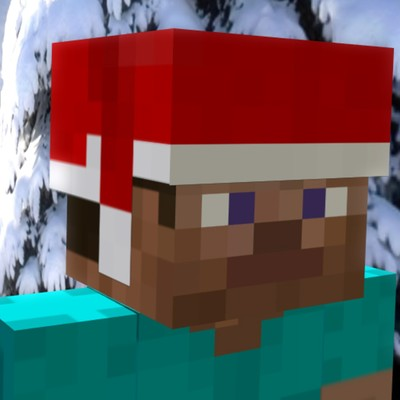 Minecraft In The Morning 01