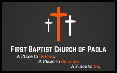 First Baptist Church of Paola Sermons