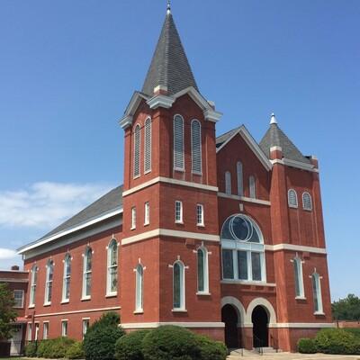 First Baptist Church Union Springs Alabama