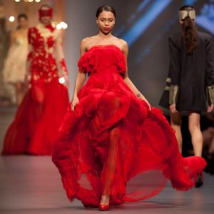 FIDM Debut 2012 Fashion Show