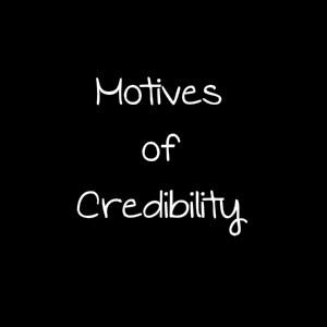 Motives of Credibility