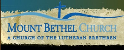 Mount Bethel Church, Mt. Bethel Pennsylvania