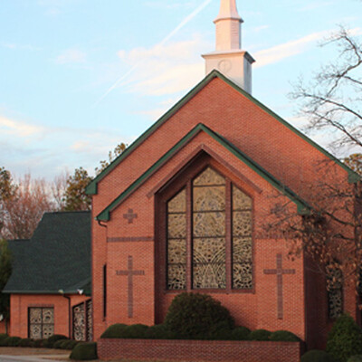 Mount Calvary Lutheran Church, Georgia