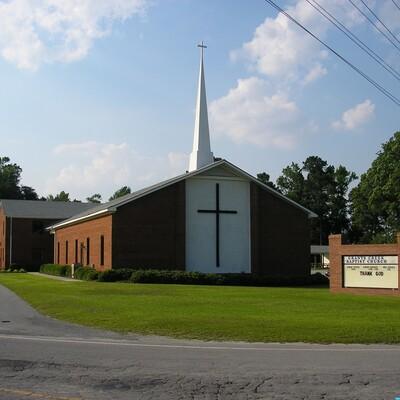 Grants Creek Baptist Church Worship Podcast