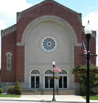 Greensburg Baptist Church