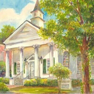 First Presbyterian Church, Louisville, MS