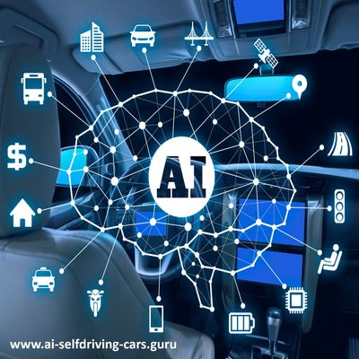 Self-Driving Cars: Podcast Series by Dr. Lance Eliot