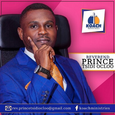 Rev Prince Tsidi Ocloo's Podcast
