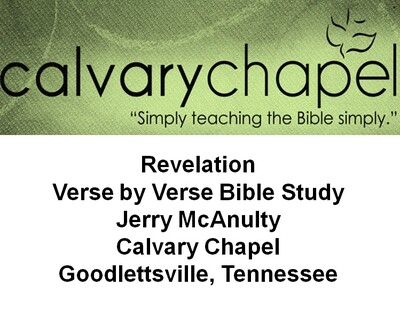 Revelation Verse-by-Verse Bible Study with Jerry McAnulty