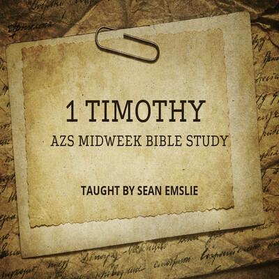 AZS Midweek Bible Study
