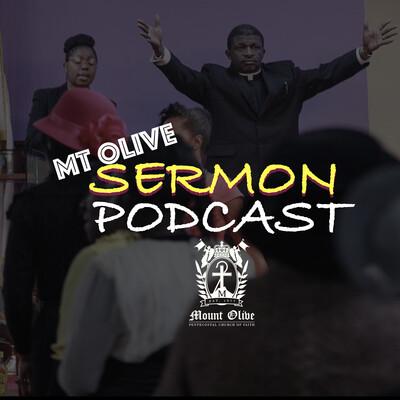 Mt Olive Online Sermon Podcast