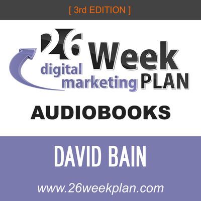 26-Week Digital Marketing Plan
