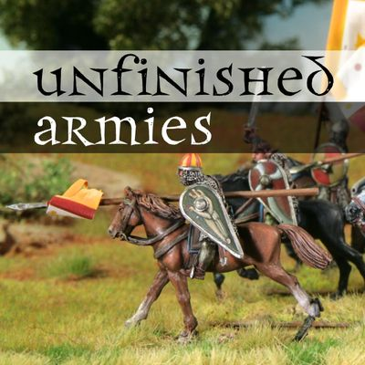 Unfinished Armies