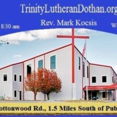Trinity Lutheran Dothan AL