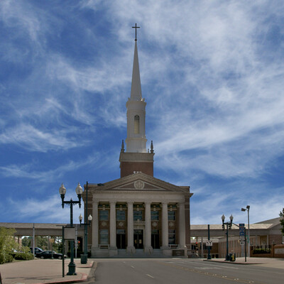 First UMC Shreveport - Sermon - Standard Video