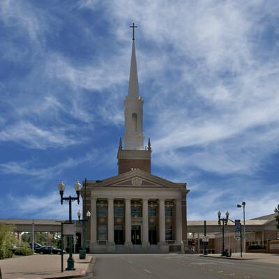 First UMC Shreveport - Worship Service - Audio Only