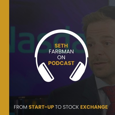 Seth Farbman on Podcast - From Startup to Stock Exchange
