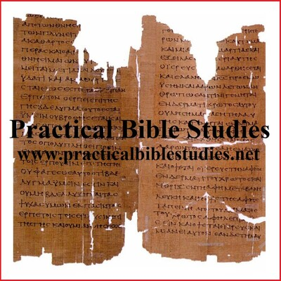 Practical Bible Studies