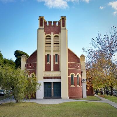 Praise Centre Church