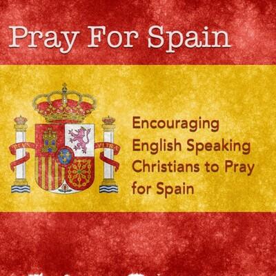 Pray For Spain