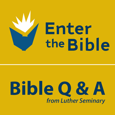 Luther Seminary's Bible Q & A