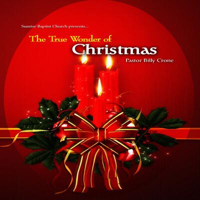 The True Wonder of Christmas - Audio