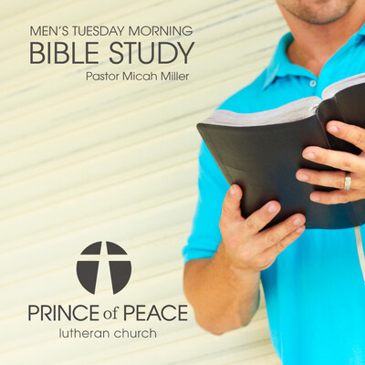 Tuesday Men's Bible Study at POPLC