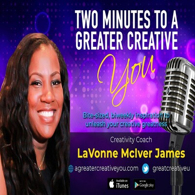 Two Minutes to a Greater Creative You