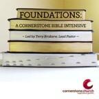 Foundations: A Cornerstone Bible Intensive