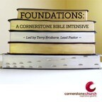 Foundations: A Cornerstone Bible Intensive (Audio)