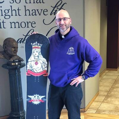 Fr. Darrick Leier Homily Podcast